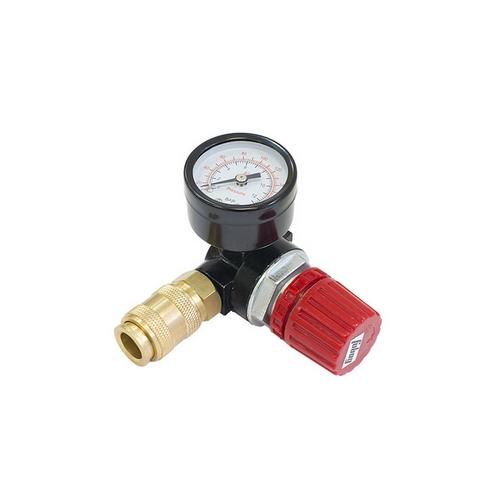 Регулятор давления воздуха для компрессора с манометром своими руками 95