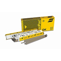 Электроды ESAB OK NiCrMo-3 5,0x350 mm 1/2 VP (12,0кг)